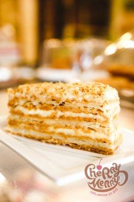 """Торт """"Наполеон"""", 1 кусочек"""