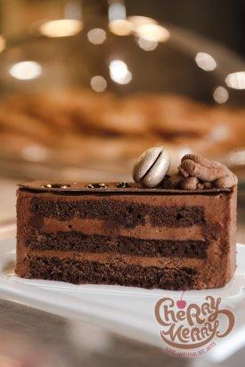 """Пирожное """"Двойной шоколад"""", 130 гр"""