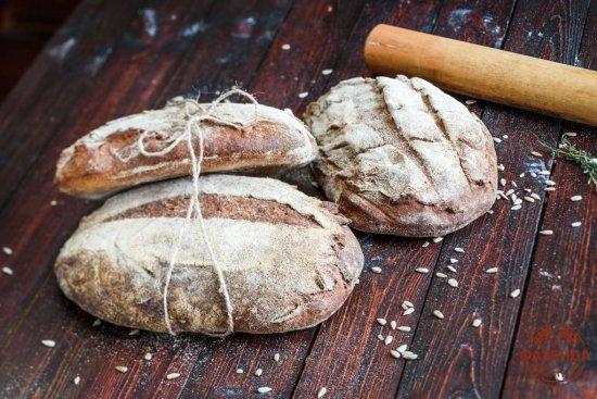 Хлеб бездрожжевой, 250 гр